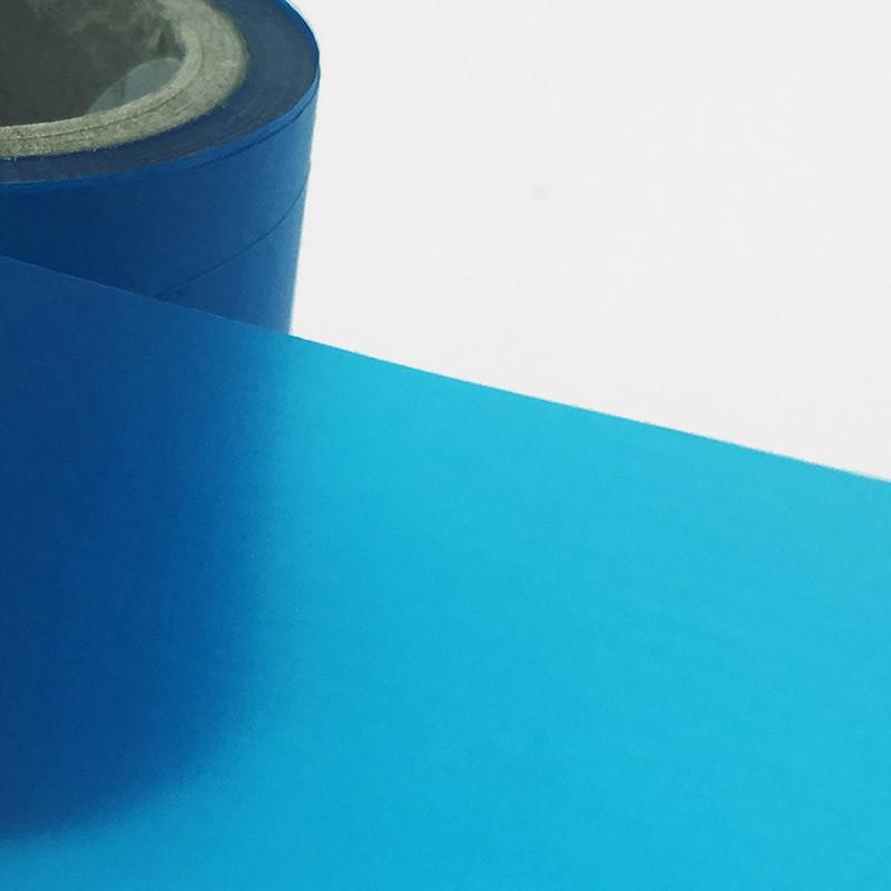 tintas de color azul para impresoras térmicas.