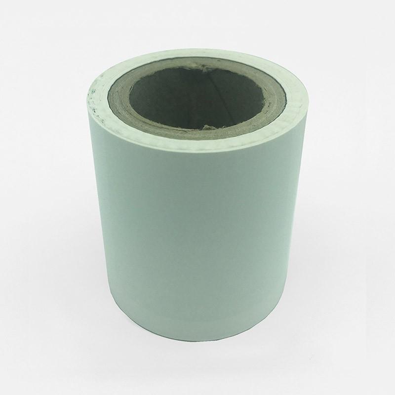 tinta de color blanco para impresoras térmicas.