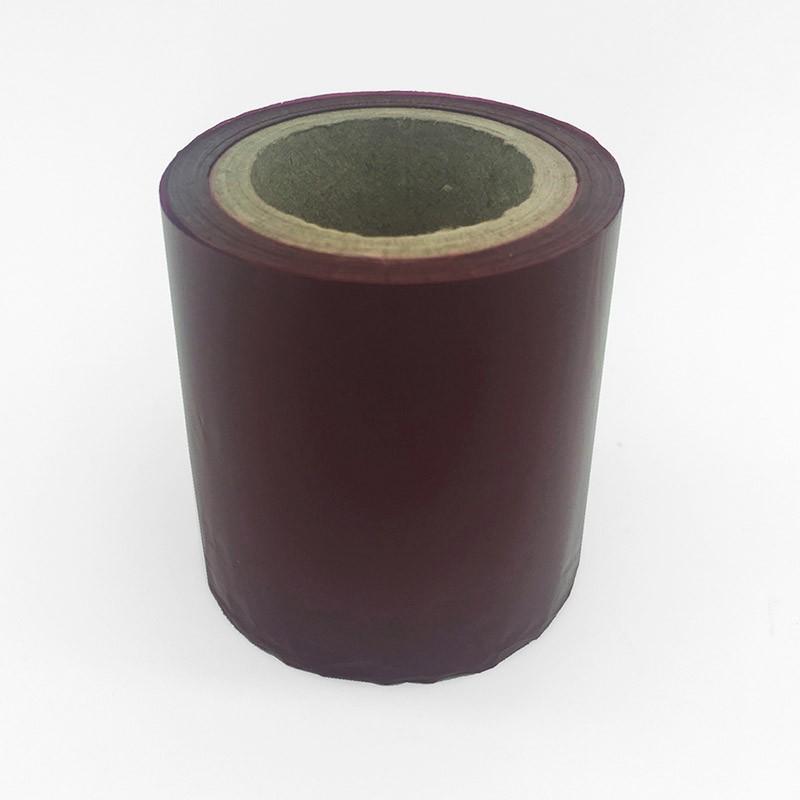 tinta de color marrón para impresoras térmicas.