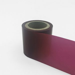 tinta de color cereza para impresoras térmicas.