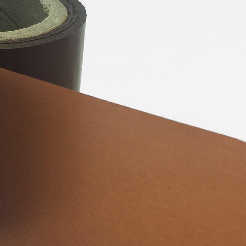 tinta de color chocolate para impresoras térmicas.