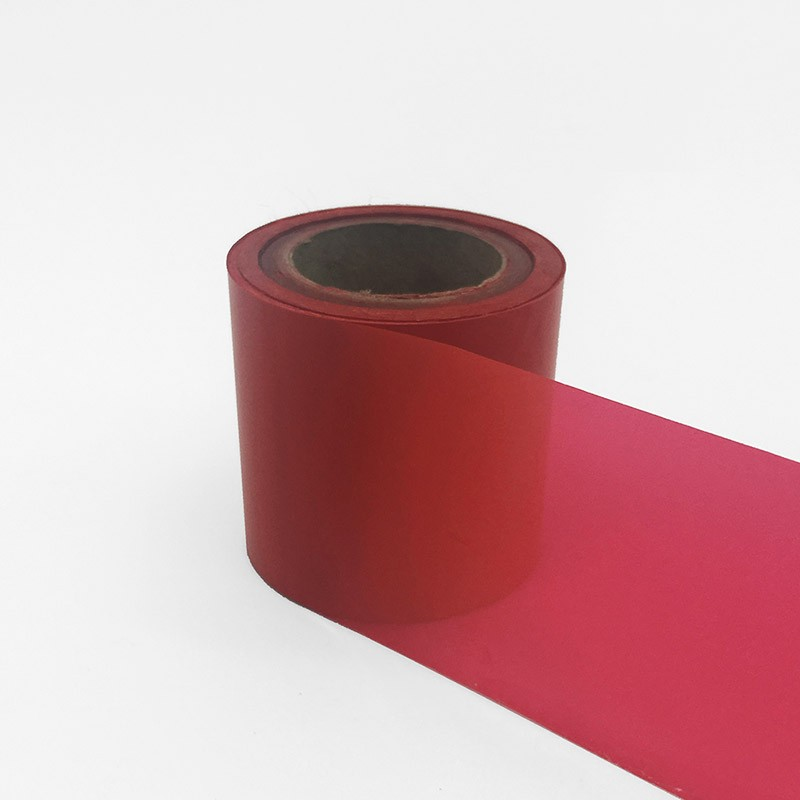 tinta roja para impresoras térmicas.