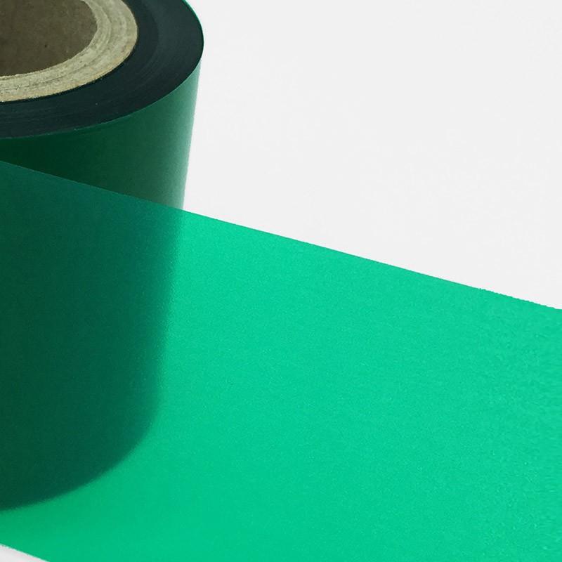 tinta seca verde cesped para impresoras térmicas