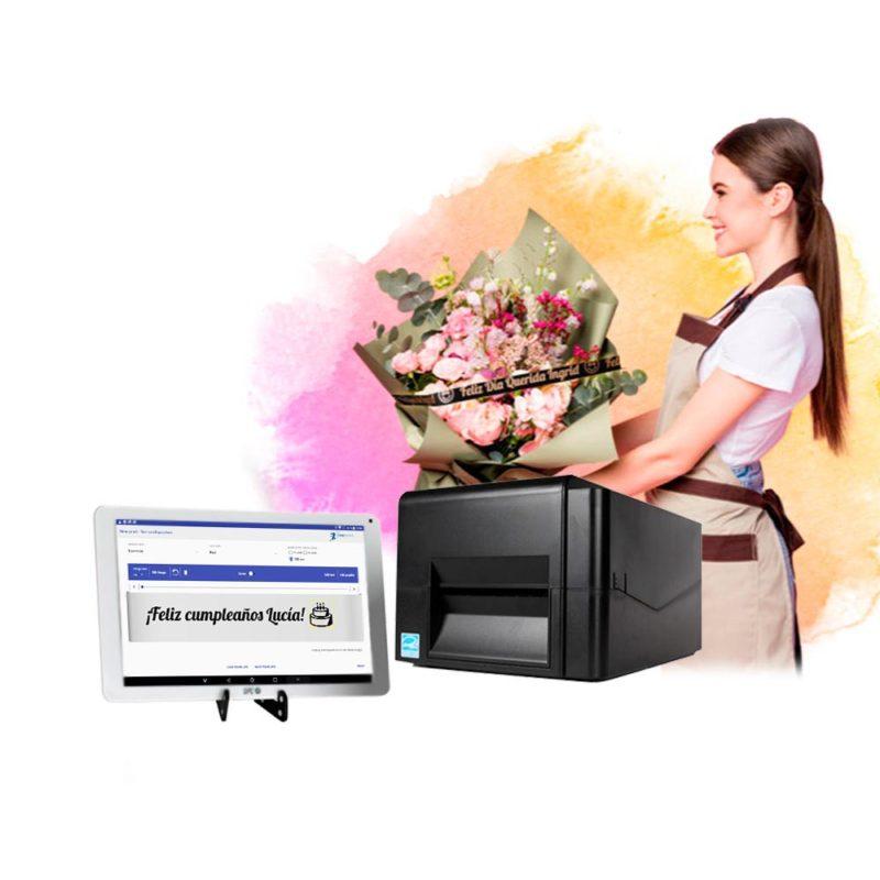 Pack producto impresora térmica RollBrand
