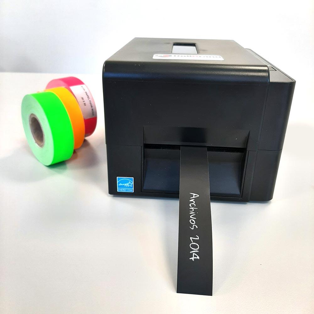 Personalización de Etiquetas con el Pack de RollBrand