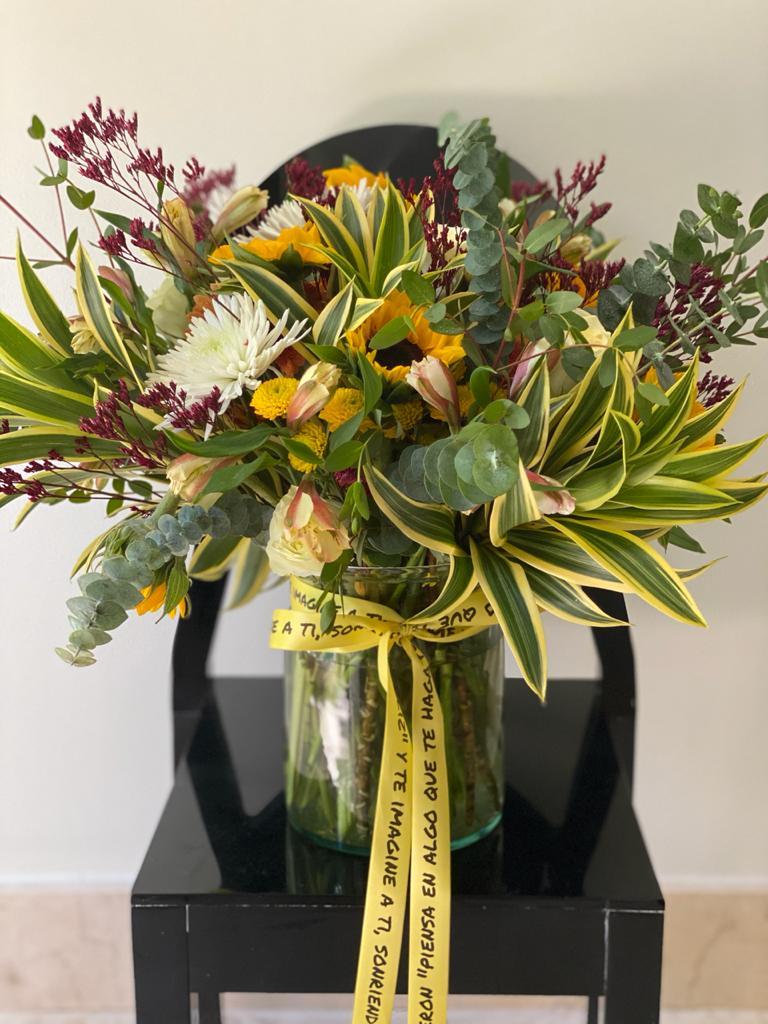 Flores personalizadas