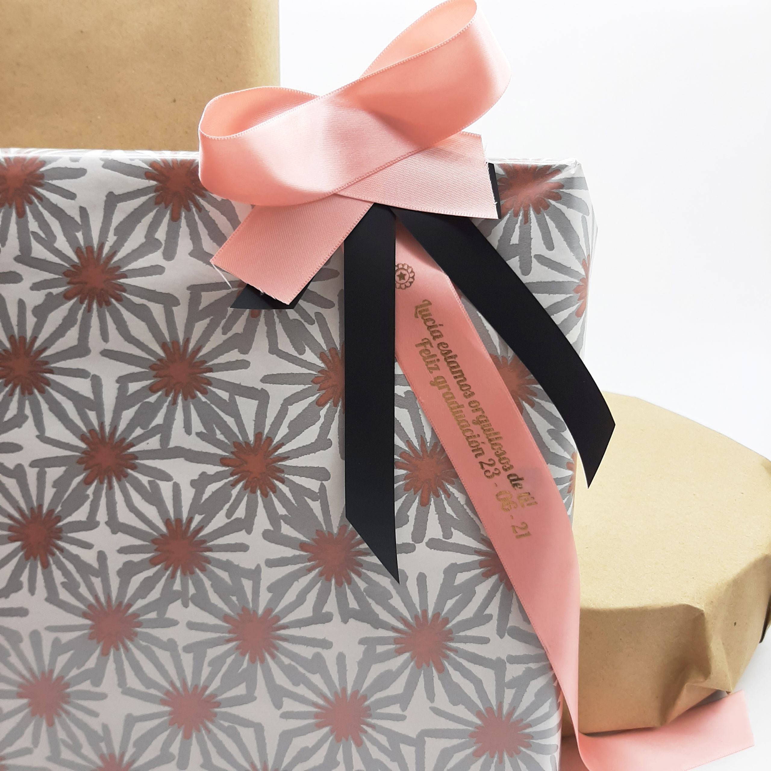 textil satin bordillo rosa pastel