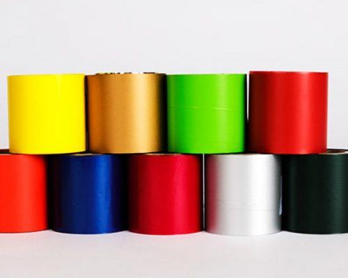 Gran Variedad de Tintas de colores económicas y de calidad para impresora térmica en telas y adhesivos
